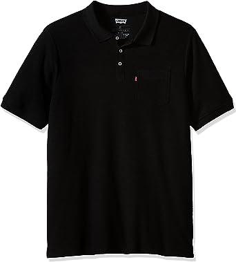 Levi's Men's Rillo Short Sleeve Pique Polo Shirt