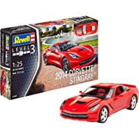 Revell Revell-2014 Maqueta 2014 Corvette Stingray, Kit Modelo