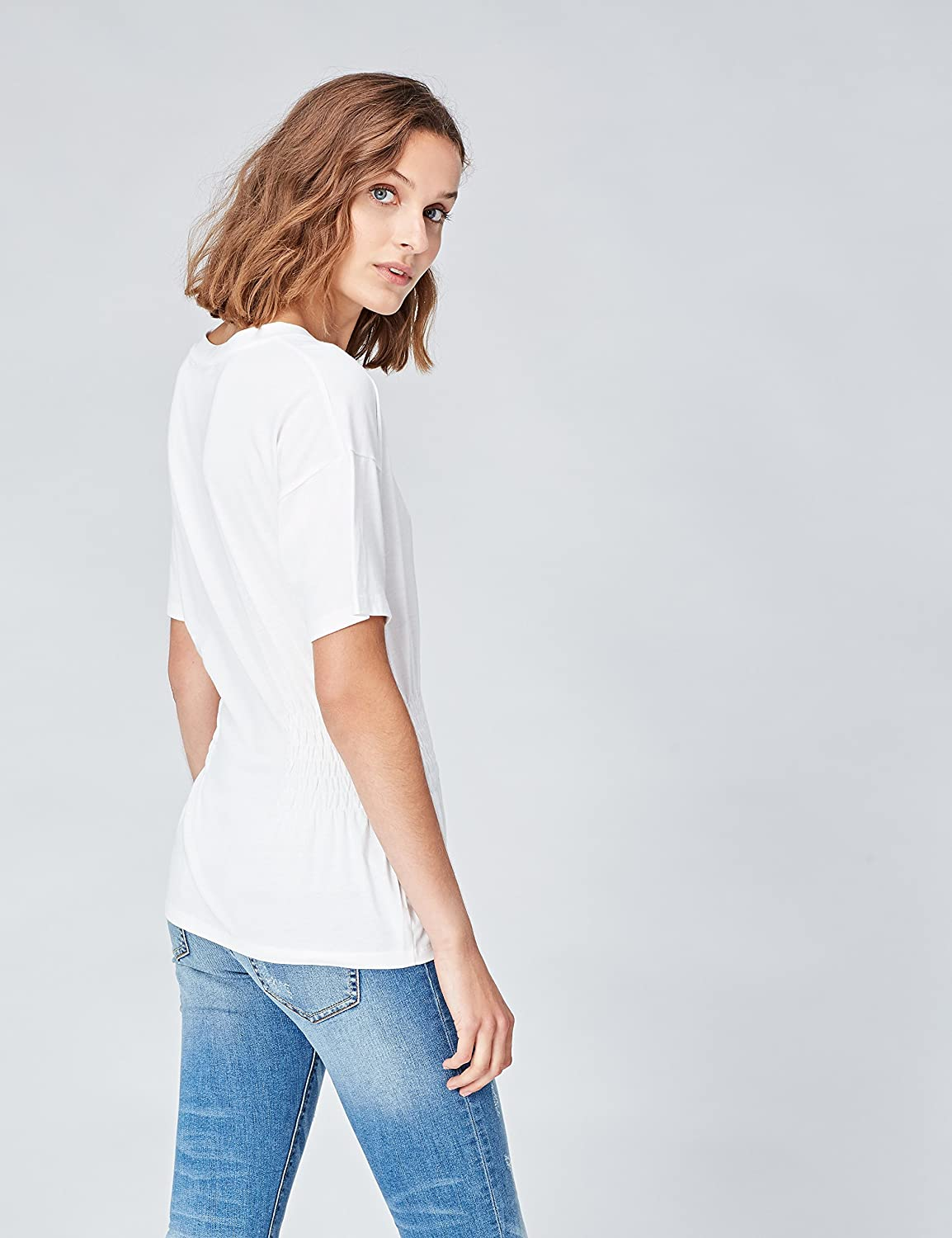 find T-shirt Girocollo  Donna Marchio