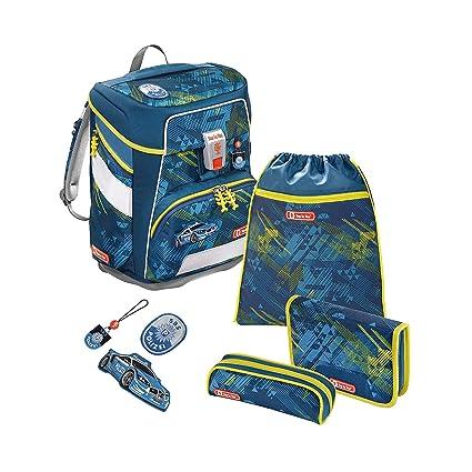 Step by Step Space - Juego de mochila y accesorios escolares (5 piezas),