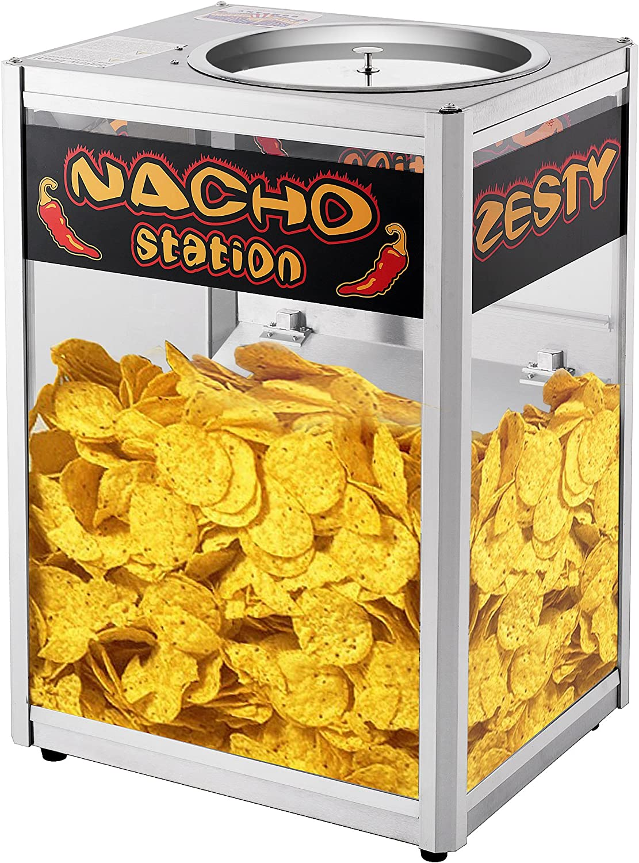 Amazon Com 5900 Gnp Nacho Warmer Electric Popcorn Poppers Kitchen Dining