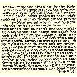 "Amazon Price History for:2 x (TWO) Non Kosher Hebrew Parchment / Klaf / Scroll for Mezuzah Mazuza Identical To A Kosher Parchment, But Printed Not Hand Written 2.5"" x 2.7"" . Great Gift For: Yom Kippur Rosh Hashanah Shabbat Purim Sokot Simchat Torah Hanukkah Passover Lag Baomer Shavuot Rabbi Bridesmaid Temple Shul Chupah Wedding Housewarming Thanksgiving Anniversary Bar Mitzvah Bat Mitzva And Jewish Homes. Jewish Art"