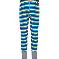 Mountain Warehouse Pantalón térmico de Lana Merino para niños - Mallas con Rayas, Transpirables, Ligeras…
