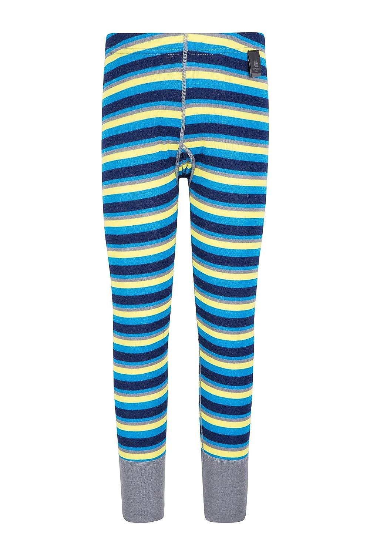 Mountain Warehouse Merino Kids Trousers Breathable Kids Legging