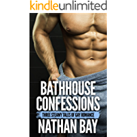 Bathhouse Confessions: Gay Romance Bundle book cover