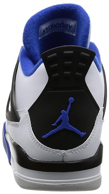 finest selection 259e2 e931c Amazon.com   Air Jordan 4 Retro - 308497 117   Basketball