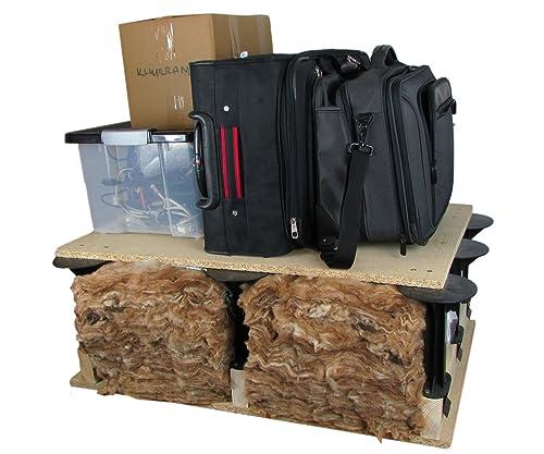 36 x b q loft storage stilts loft stilts loft insulation. Black Bedroom Furniture Sets. Home Design Ideas