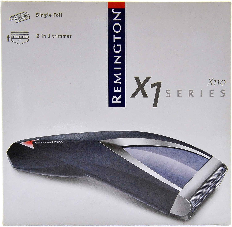 Afeitadora Remington X110 Single foil x1 Series: Amazon.es: Hogar