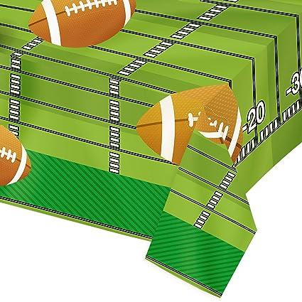 Amazon.com: Manteles de plástico para mesas rectangulares ...