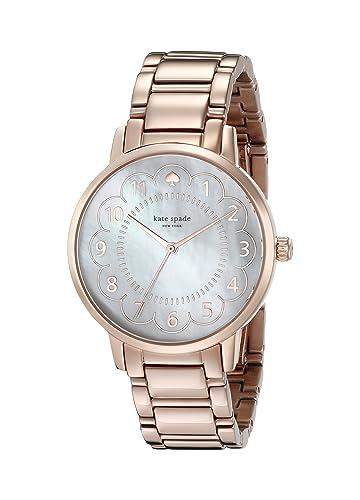 af2c2ef097e7 Kate Spade new York Mujer 1YRU0791 Gramercy Rose Gold-tone watch ...