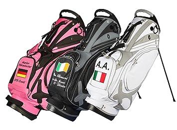 Personalizada: Bolsa golf tripode modelo MUIRFIELD