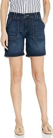 Lee Women's Regular Fit Utility Chino Walkshort