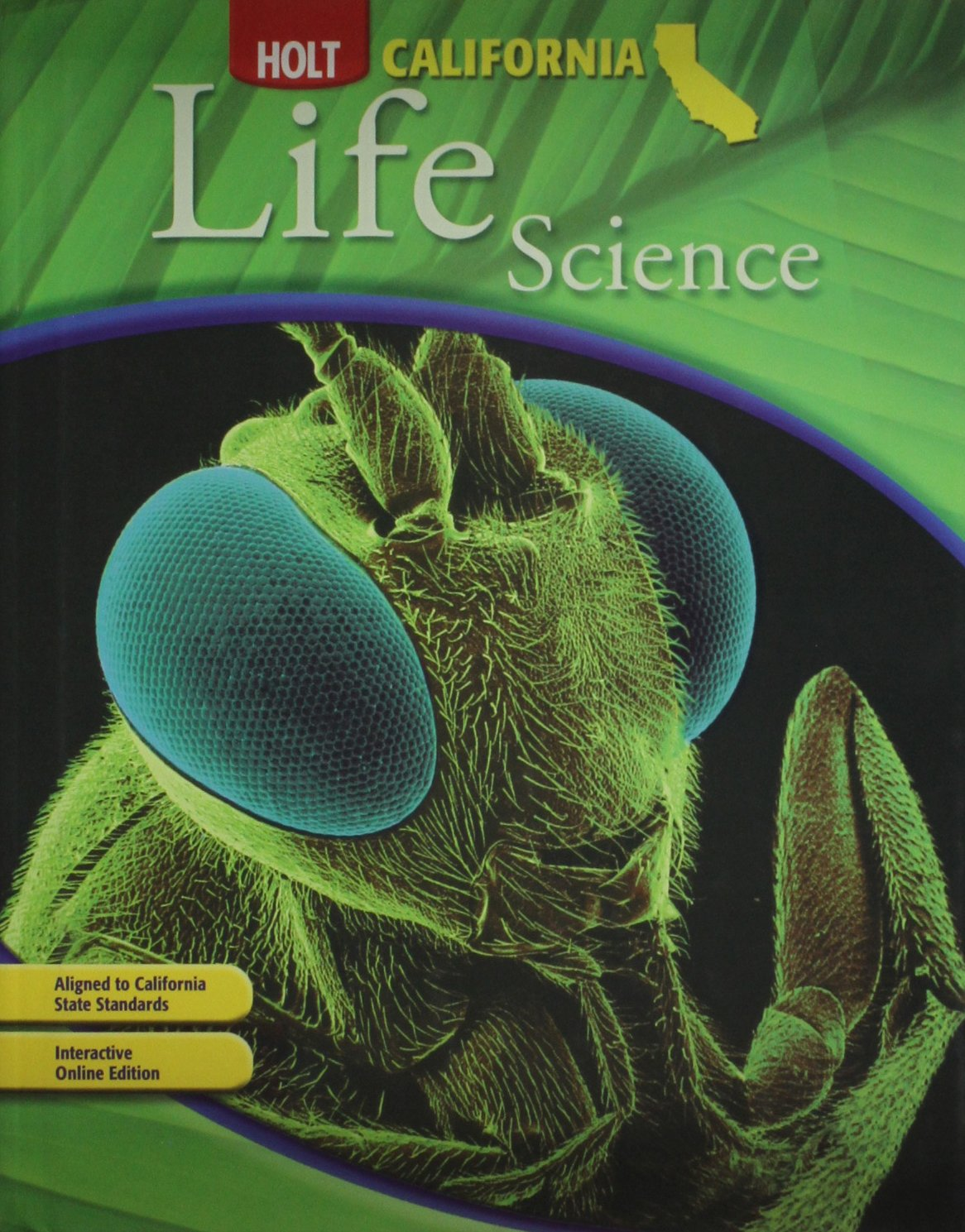 Holt Science Technology Student Edition Grade 6 Life Science 2007