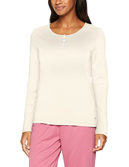 Womens Mix Shirt Henley Pyjama Top Marc O'Polo Largest Supplier Cheap Price Clearance Online Fake hGlsfKQK