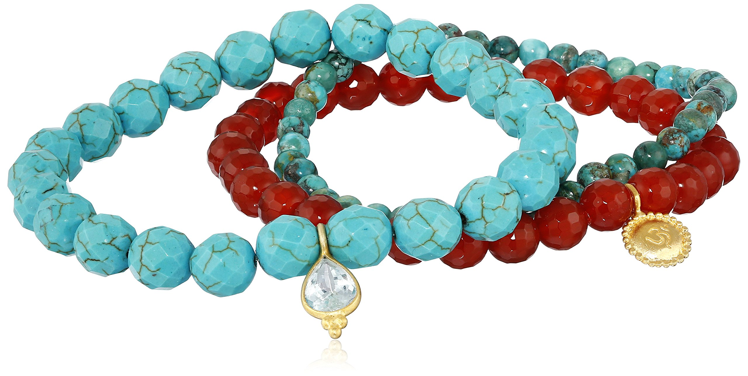Satya Jewelry New Classics Empowerment Stretch Bracelet by Satya Jewelry