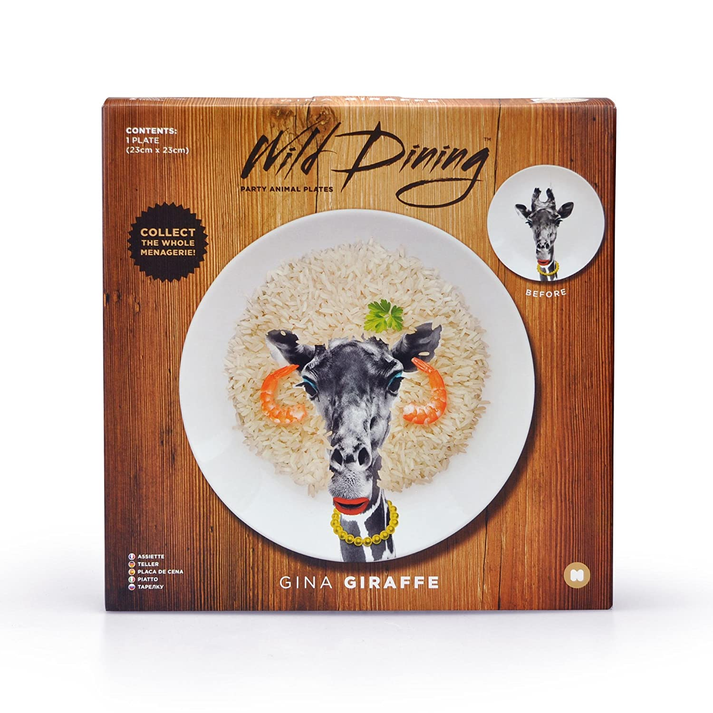 Amazon.com: MUSTARD Ceramic Dinner Plate I Dishwasher safe I ...