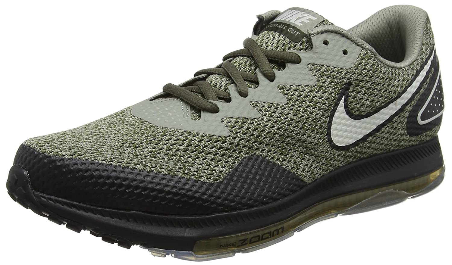 Nike Zoom All out Low 2, Zapatillas de Gimnasia para Hombre 44 EU|Gris (Cargo Khaki/Lt Bone/Black 300)