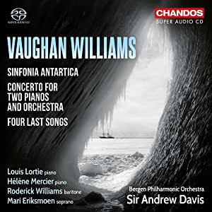 Vaughan Williams Sinfonia Antartica, Etc