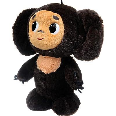 Cheburashka Original Licensed Russian Soviet Soft Plush Toy Soyuzmultfilm: Toys & Games