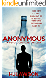 Anonymous: A novel (English Edition)