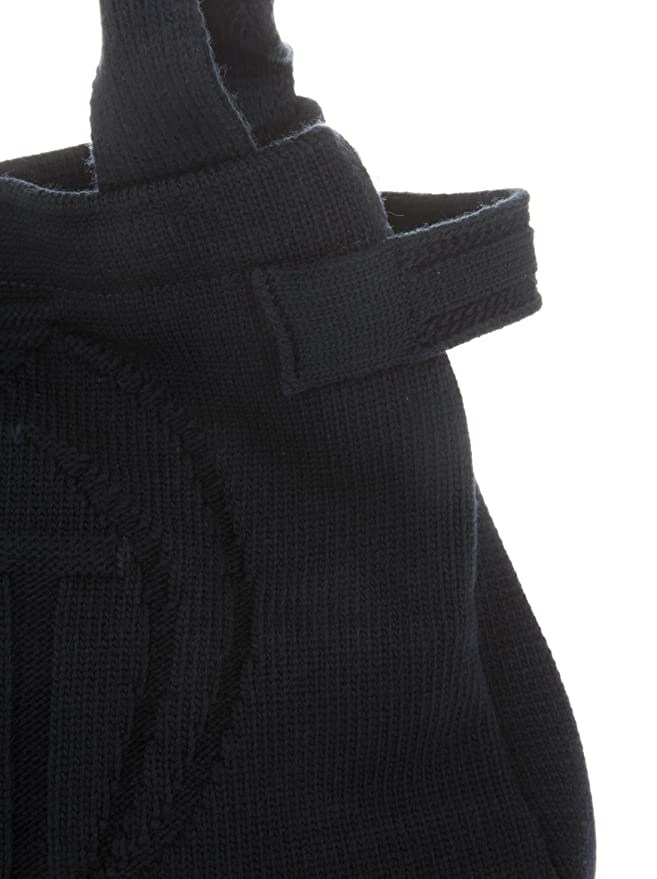 Armani Jeans Borsa Shopping Donna Tessuto Blu Navy vUQ2B