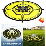 """36"""" Universal Drone Landing Pad for RC Drones Helicopter Quadcopter Apron Helipad"""