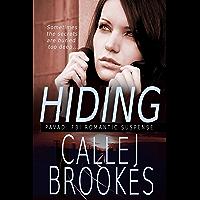 HIDING (PAVAD: FBI Romantic Suspense Book 14) (English Edition)
