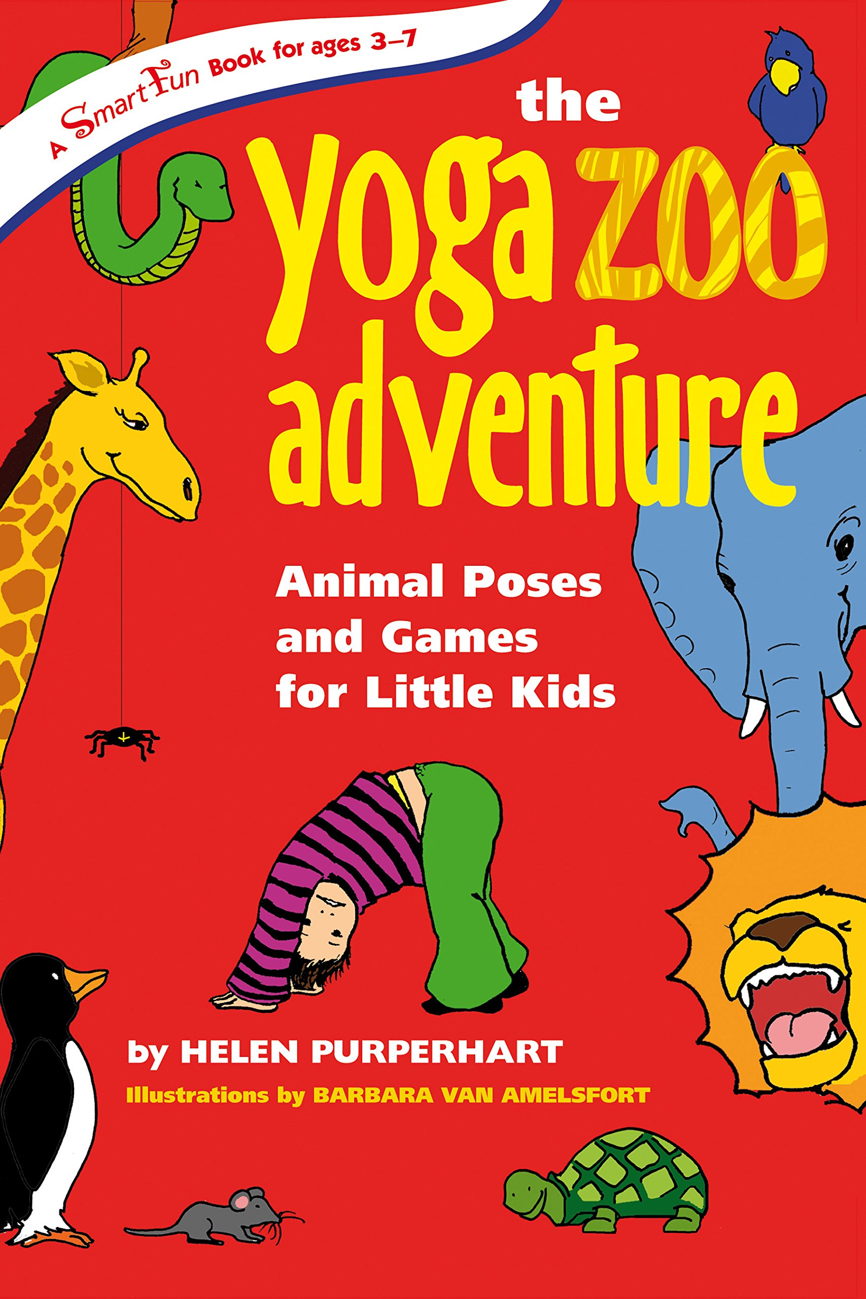 Yoga Zoo Adventure SmartFun Activity product image