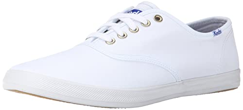 17d33a23 Keds Champion CVO 1 - Zapatillas de lona para hombre, color blanco (white),  talla 44: Amazon.es: Zapatos y complementos