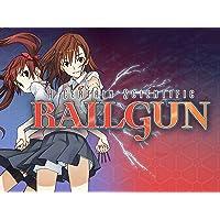A Certain Scientific Railgun Season 1 Digital SD Deals
