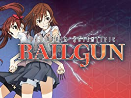 A Certain Scientific Railgun S  Season 1