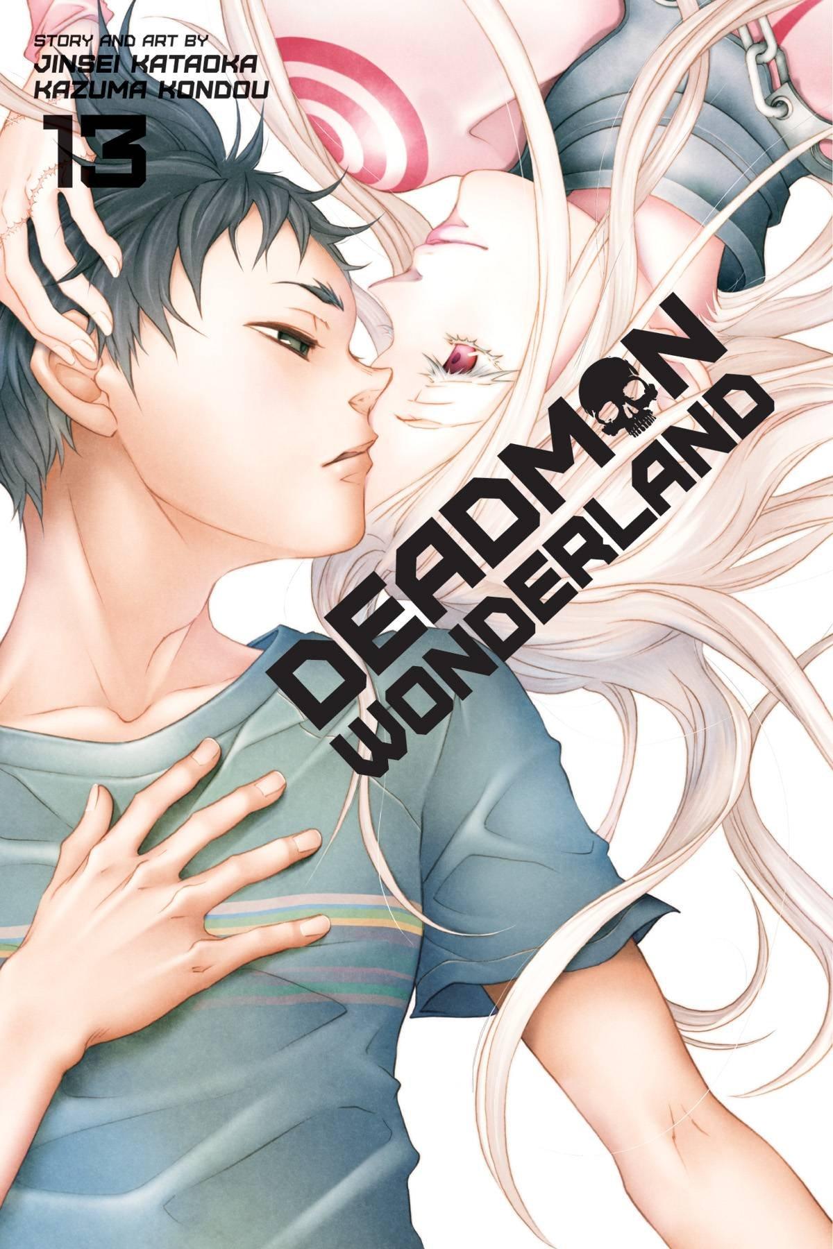 Deadman Wonderland, Vol. 13 ebook