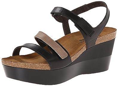 31334ab5e596 Naot Women s Canaan Wedge Sandal