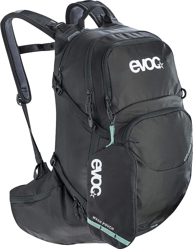 Evoc Explorer Pro - Mochila Unisex, color Negro, talla única ...