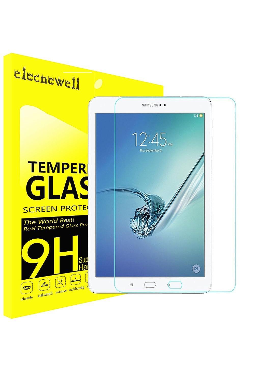 Galaxy Tab s3スクリーンプロテクター、elecnewell ™ 0.26 MMプレミアム強化ガラススクリーンプロテクターfor Samsung Galaxy Tab s3 / s2 9.7
