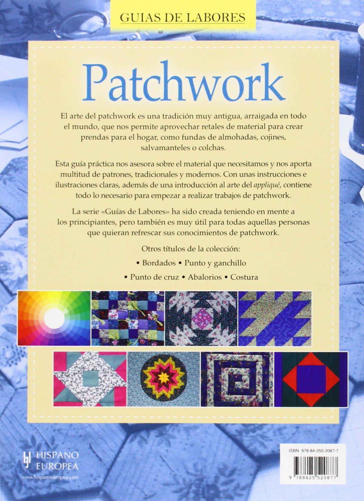 Patchwork (Guías de labores): Amazon.es: Charlotte Gerlings ...