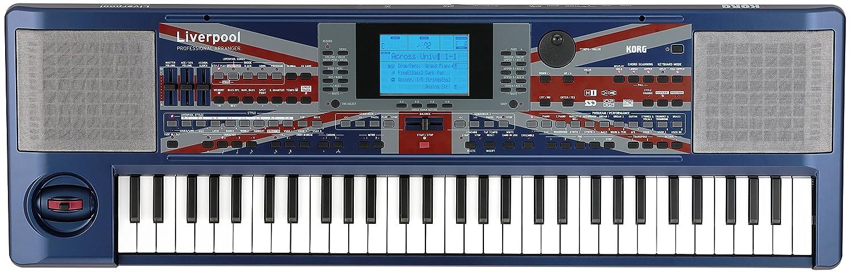 新しい KORG 電子キーボード レノン&マッカートニー B015C2YHIG 100曲内蔵 KORG Liverpool リバプール Liverpool B015C2YHIG, ベビーネットショップ:6c0915d9 --- xn--paiius-k2a.lt