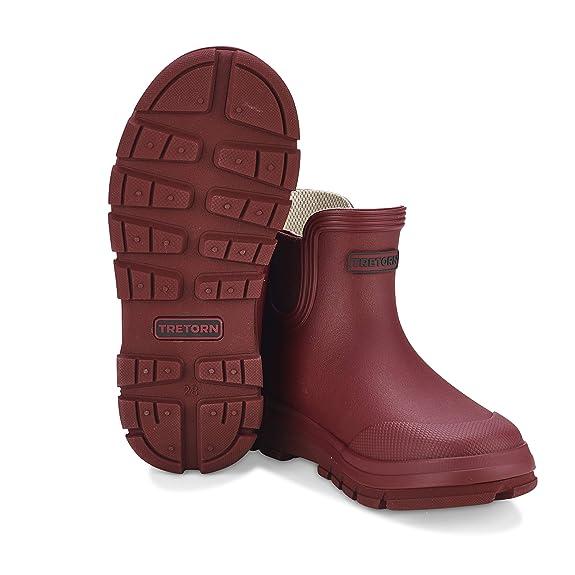 c52d80a5b1fa44 Tretorn Aktiv Chelsea Gummistiefel  Amazon.de  Schuhe   Handtaschen