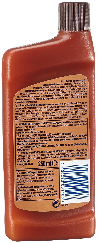 Pronto Pflege Balsam 3er Pack 3 X 250 Ml Amazon De Drogerie