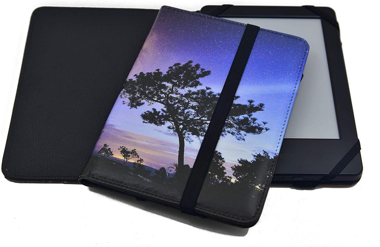 Papyre Sony 6 Universal Funda para Libro electr/ónico eReader eBook de 6 Pulgadas 6, 82 Wolder Tagus BQ Woxter Inves Nolim Estampados Energy SPC