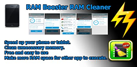 Amazon com: RAM Booster - Memory Booster 2016: Appstore for