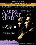 A Most Violent Year / L'Année De Toutes Les Violences (Bilingual) [Blu-ray + DVD]