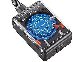 パナソニック(Panasonic) 24時間くりかえしタイマー・1mコード付 WH3311BP