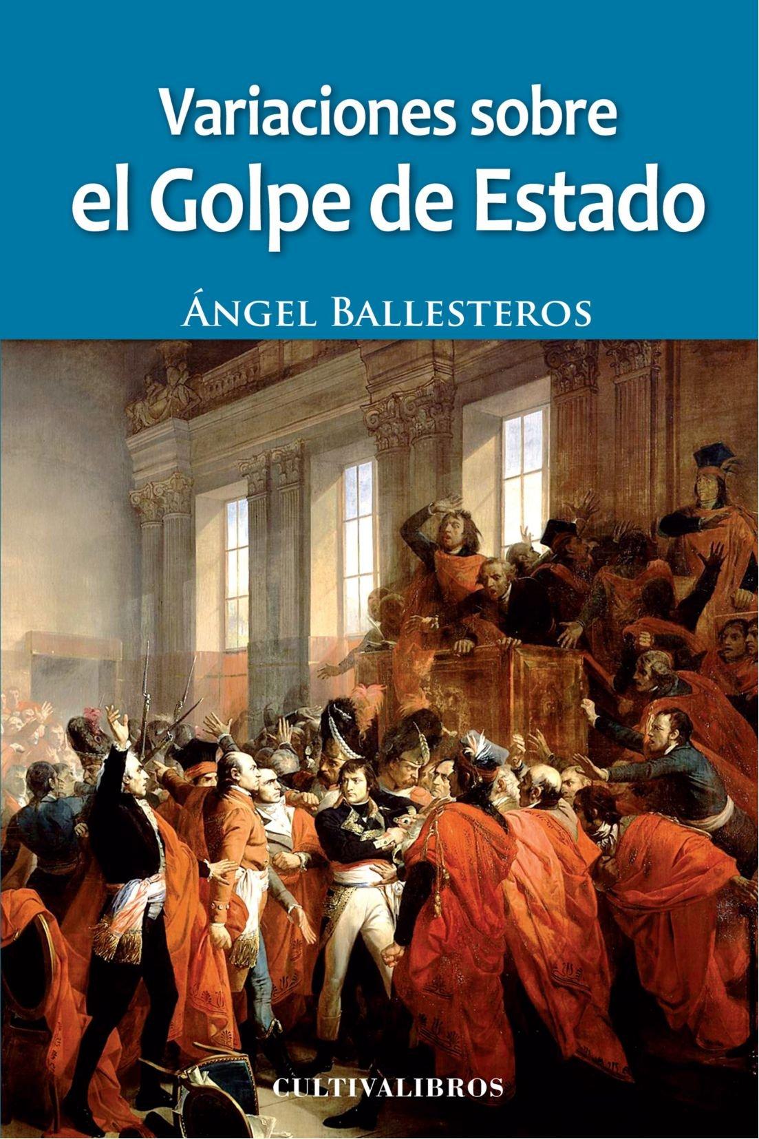 Download Variaciones sobre el golpe de estado (Spanish Edition) pdf epub