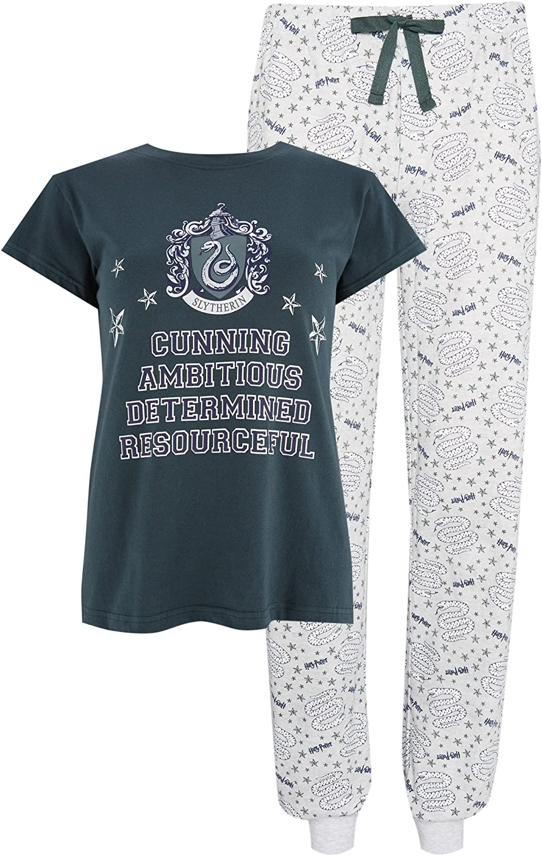 Love to Lounge - Pijama - para Mujer Verde Green - Slytherin ...