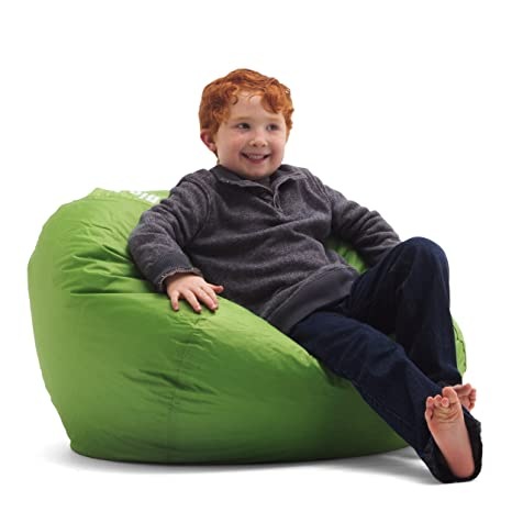 Charmant Big Joe Bean Bag, 98 Inch (Spicy Lime)