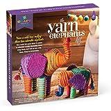 Ann Williams Group Craft-Tastic Yarn Elephants Kit