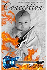 Conception (Metal Prodigy Series #5.5) Kindle Edition