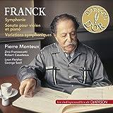 Franck: Symphonie, Sonate pour violon et piano & Variations symphoniques (Les indispensables de Diapason)