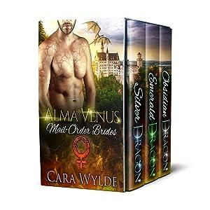Alma Venus Mail-Order Brides: Collection (Three Paranormal Shifter Novels)